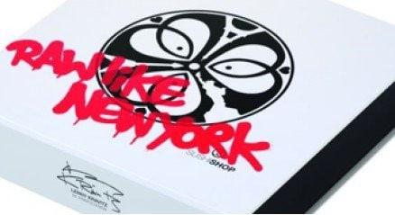 NYC Box Sushi Shop by Lenny Kravitz