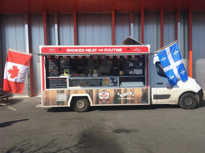 Food truck Oh ! Canada