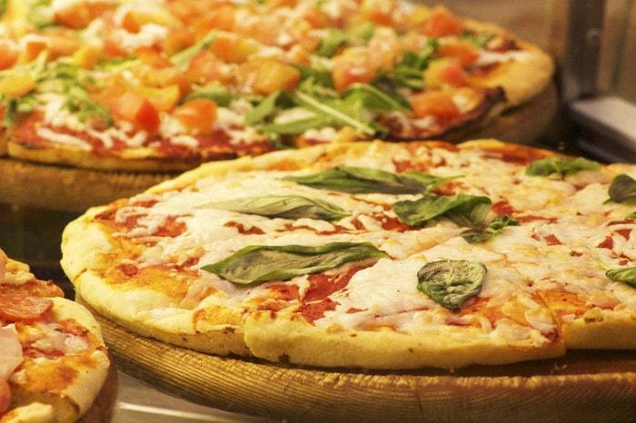 Pizza au mètre