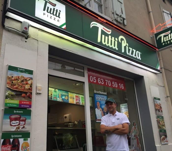 Tutti Pizza Castres