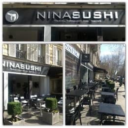 Nina Sushi 17ème