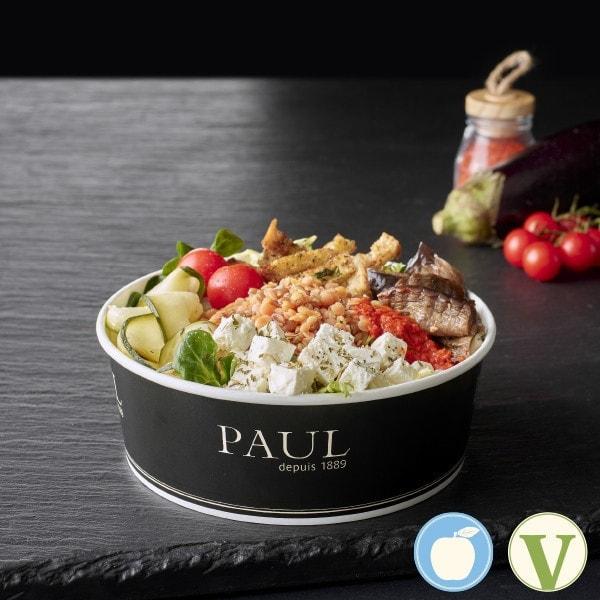 La salade Mediterraneenne de Paul