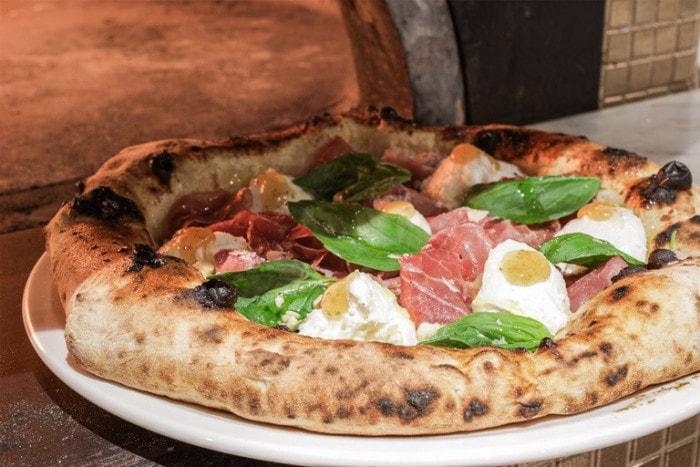 Pizza chez Peppe Pizzeria