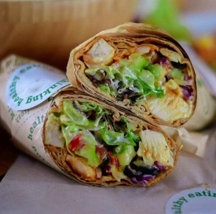 Sandwich Pita Pit