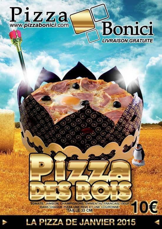 Pizza des Rois