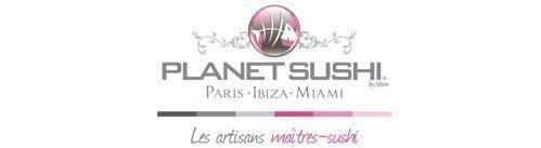 Logo de Planet Sushi