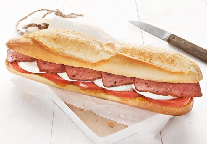Sandwich Le Frenchie