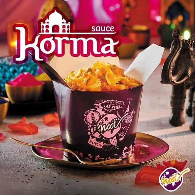 Sauce Korma