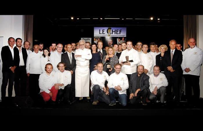 Les Laureats Trophées Le Chef