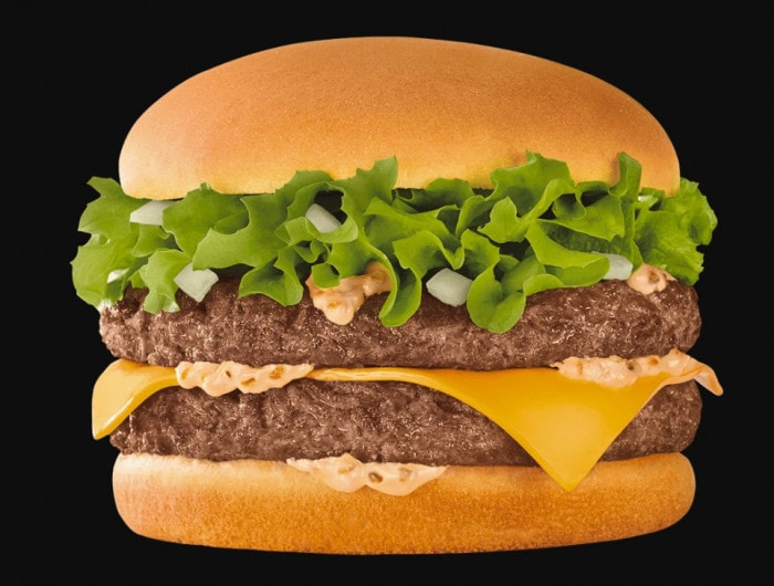 Mega Giant Burger