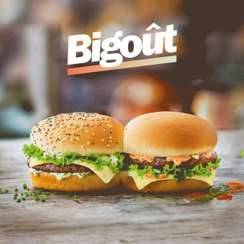Burger Bigoût Quick