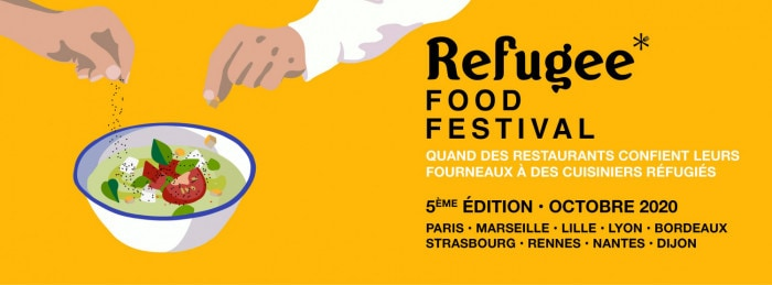 Refugee Food Festival octobre 2020