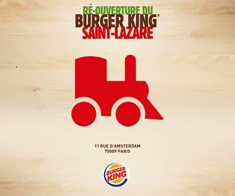Burger King Saint-Lazare