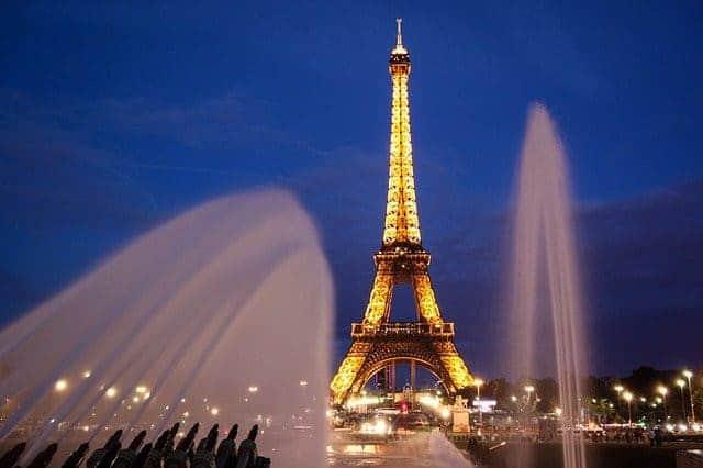 Réveillon à Paris