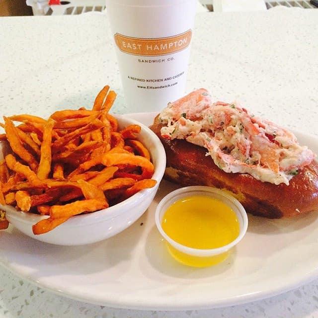 Lobster roll dreamin