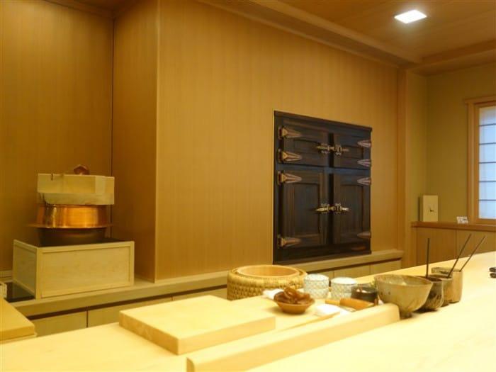 Comptoir au Sushi Sawada