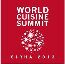 Visuel Word Cuisine Summit 2013