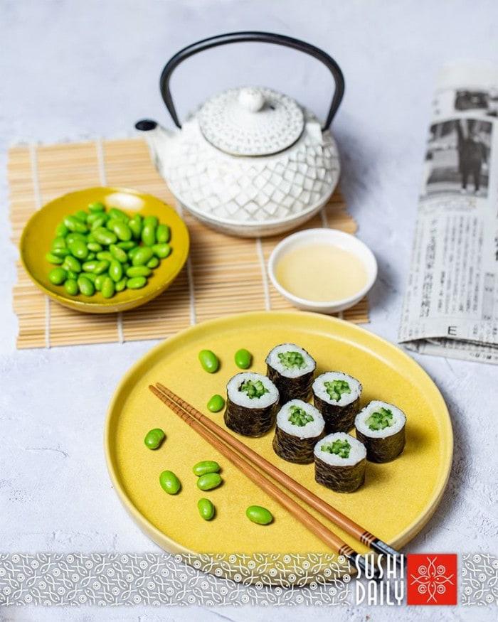 Spécialités de Sushi Daily