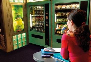 Distributeur automatique de repas