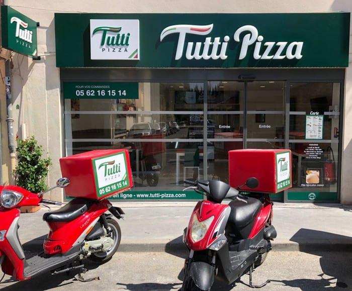 Tutti Pizza Saint Exupéry