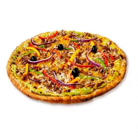 Pizza Fajitas