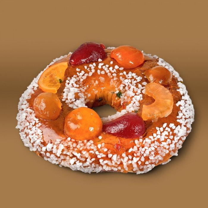 Le gâteau des rois de Marie Blachère