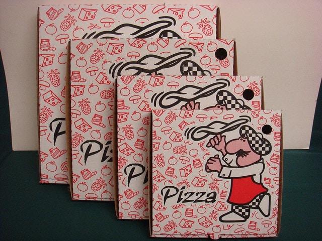 Livraison de pizza