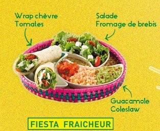 Fiesta Fraîcheur