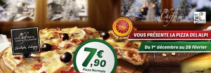 Pizza Del Alpip