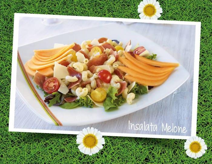 Salade Insalata Melone