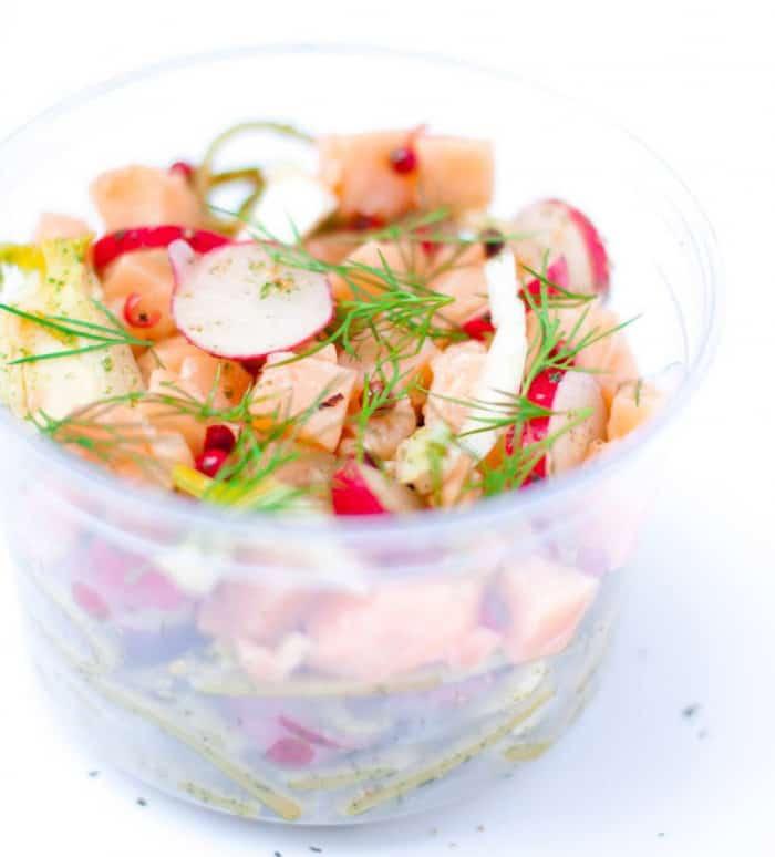 Une salade aux mille saveurs