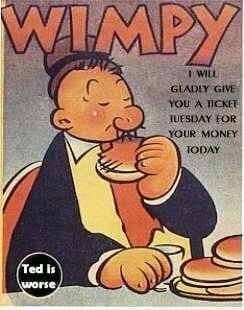 Wimpy en France, en avance sur son temps ?