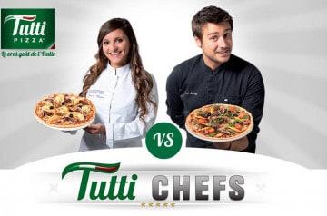 1 an de pizza avec Tutti Pizza