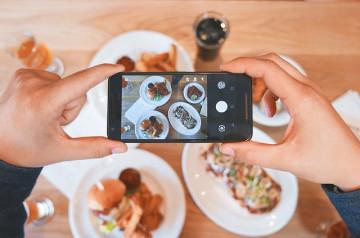 10 hashtags food très populaires sur Instagram