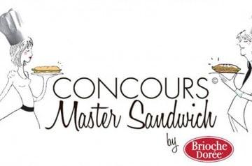 1ère édition  de Master Sandwich par Brioche Dorée