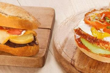 2 nouveaux sandwichs pour l'hiver chez Pomme de Pain