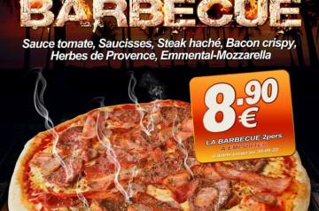 2 recettes que l'on commanderait bien à Pizza City