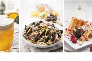 2019 : les recettes de fête de Léon de Bruxelles