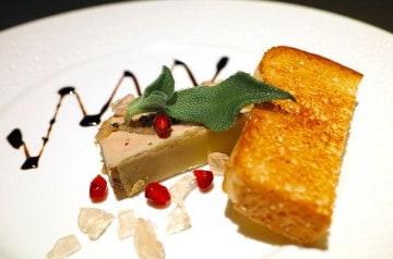 3 recettes au foie gras pour Noël