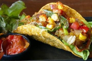 3 recettes de tacos pour les végétariens