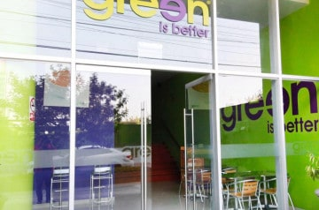 4 bonnes raisons de faire un tour chez Green Is Better