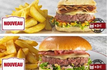 4 burgers qui vous impressionneront à La Boucherie