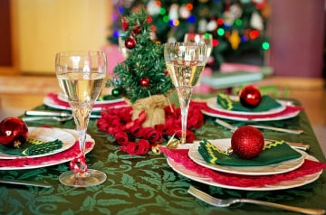 4 restaurants, 4 menus pour les fêtes
