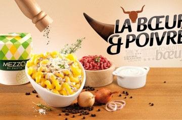 4 sauces pour accompagner vos pâtes chez Mezzo di Pasta