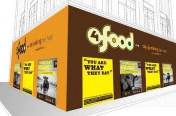 4food  : le fast food du futur!