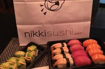 5 spécialités à commander chez Nikki Sushi cet été