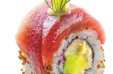 6 nouvelles recettes Sushi Shop