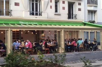 750 grammes ouvre son restaurant