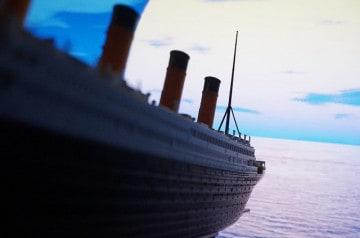 88 000 dollars pour le menu du dernier déjeuner du Titanic