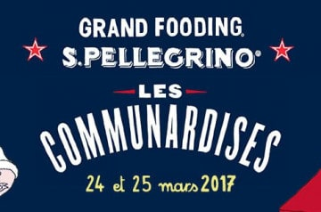 Agenda gastronomie : les Communardises les 24 et 25 mars